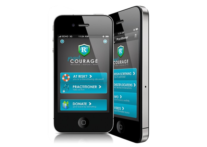 The R3 App - Recognize, Respond, Refer – screenshot 1