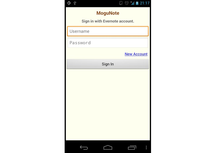 MoguNote – screenshot 4