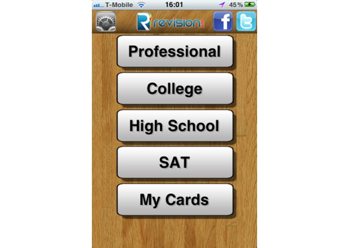 Revision App - The Ultimate Revision Tool – screenshot 1