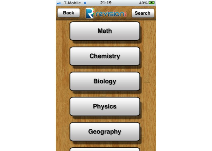 Revision App - The Ultimate Revision Tool – screenshot 2