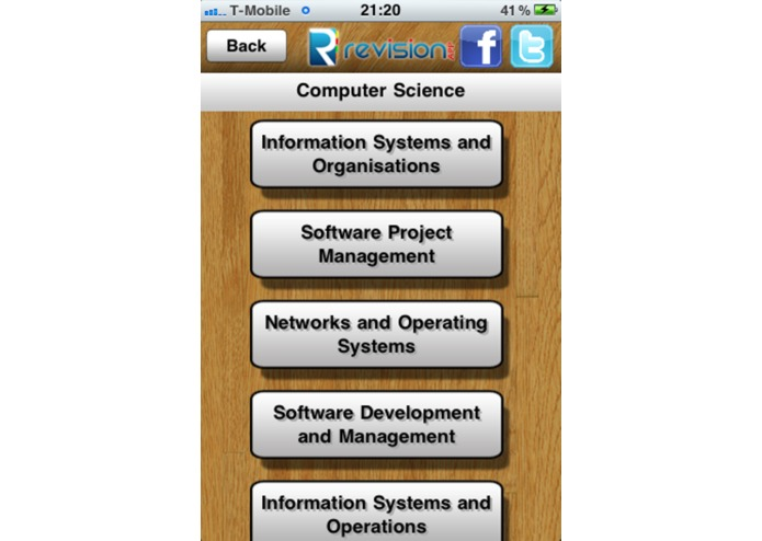 Revision App - The Ultimate Revision Tool – screenshot 4
