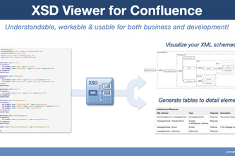 XSD Viewer for Confluence