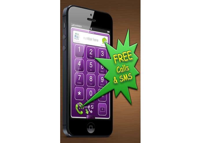 CallsFreeCalls.Net - Free International Calls & SMS Texting Online – screenshot 1