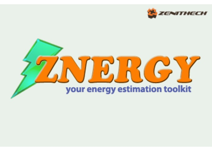 ZNERGY – your energy estimation toolkit. – screenshot 1