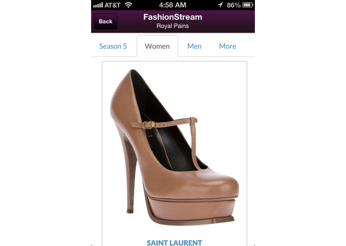 FashionStream – screenshot 1