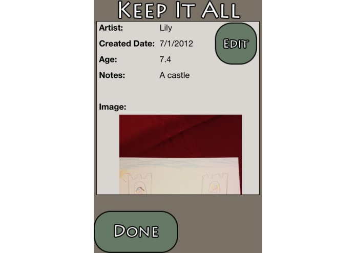 Keep It All – screenshot 3