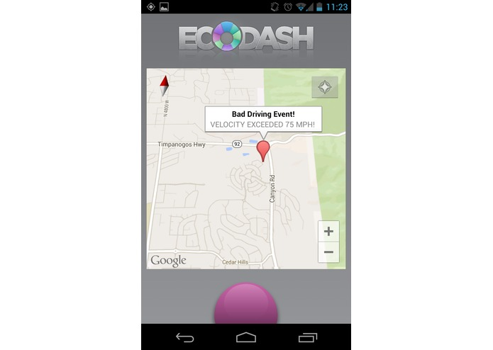 Eco-Dash – screenshot 3