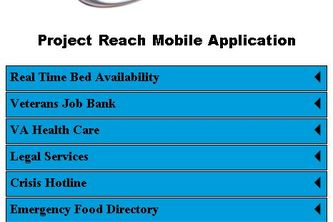 MACS Project Reach Application