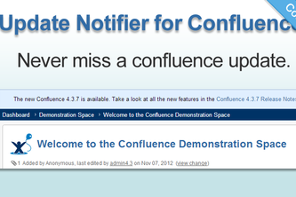 Update Notifier for Confluence