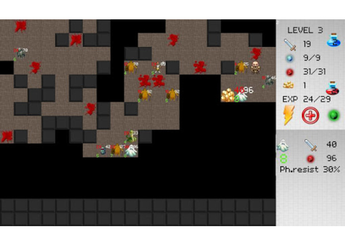 Mobile Dungeons Roguelike RPG – screenshot 3