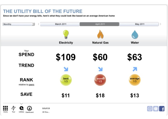 VELObill - The Utility Bill of the Future – screenshot 2