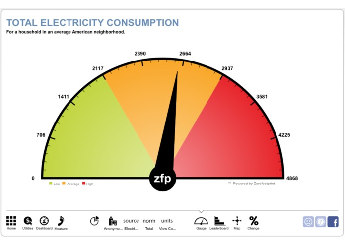 VELObill - The Utility Bill of the Future – screenshot 3