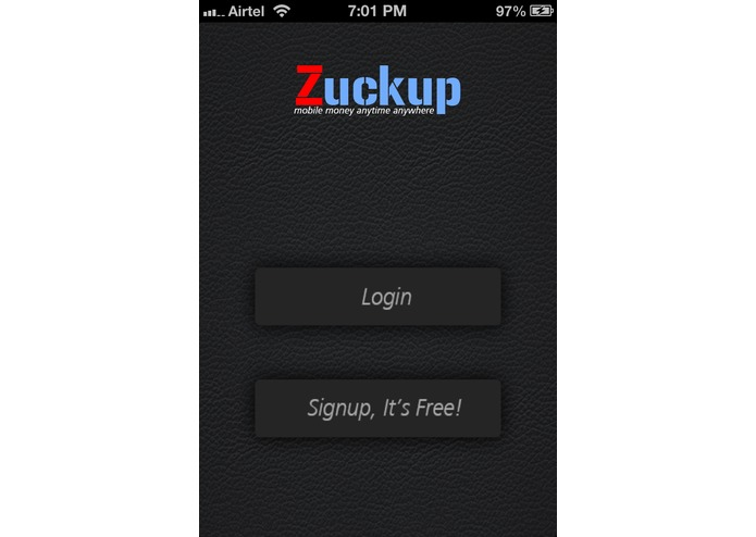 Zuckup – screenshot 1