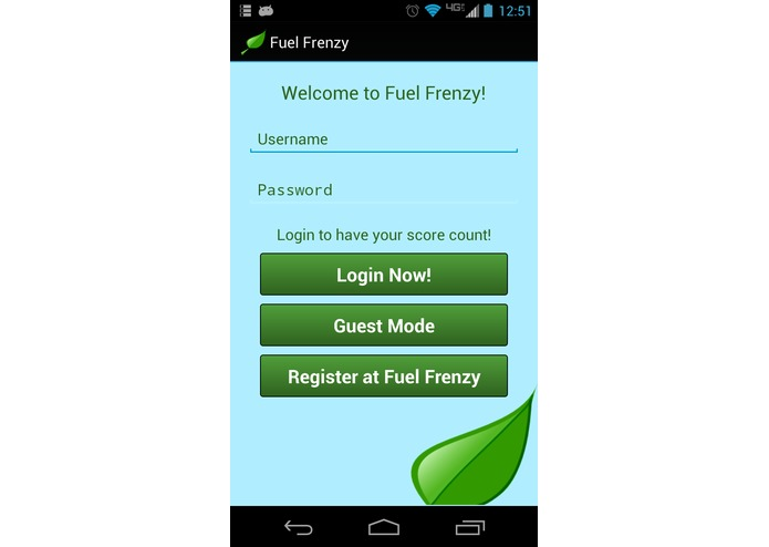 Fuel Frenzy – screenshot 1