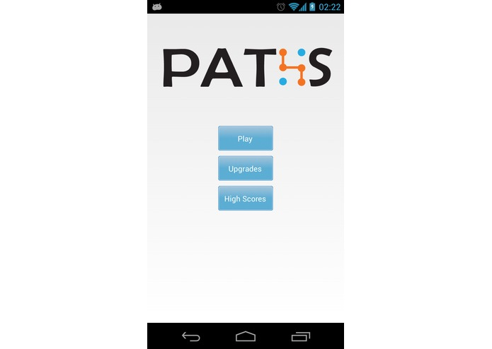 Paths – screenshot 1