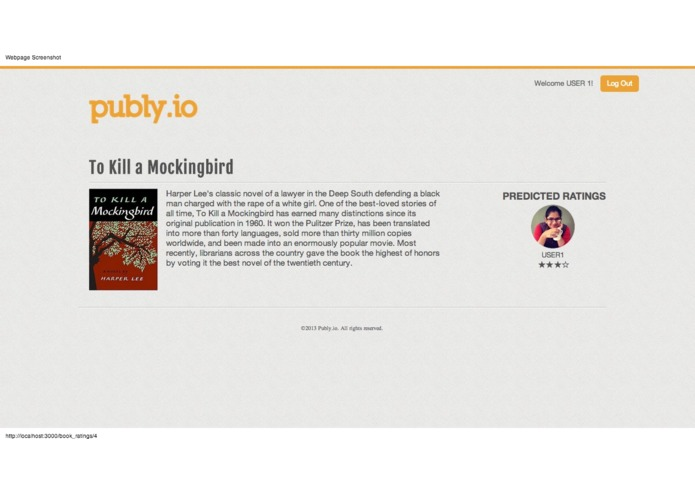 Publy.io – screenshot 2