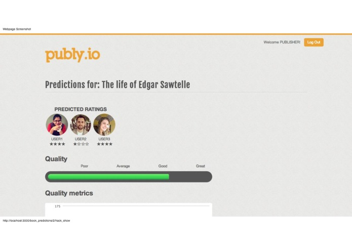 Publy.io – screenshot 4