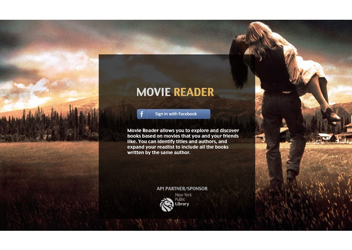 MovieReader – screenshot 1