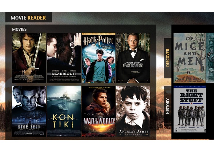 MovieReader – screenshot 2