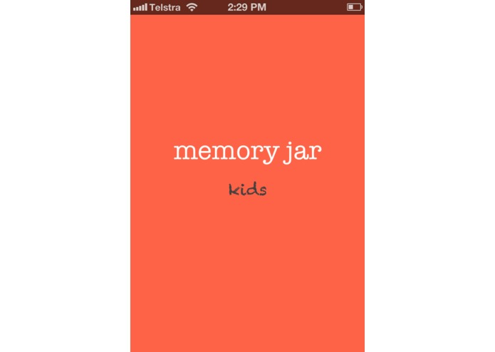 Memory Jar – screenshot 1