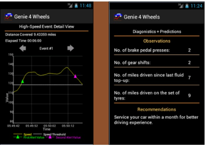 Genie for Wheels – screenshot 3