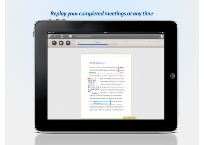Taccto - Interactive Meetings – screenshot 3