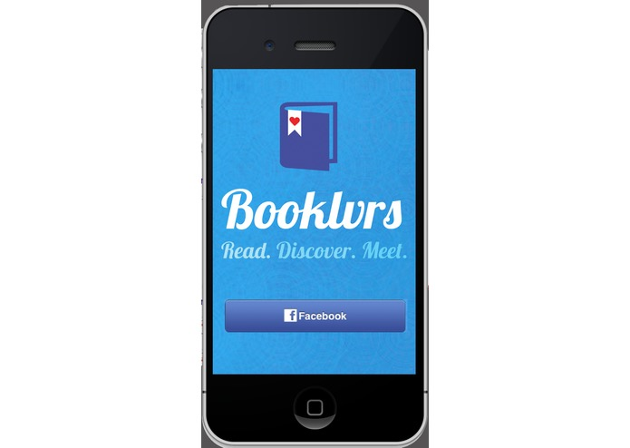 Booklvrs: Read. Discover. Meet. – screenshot 1