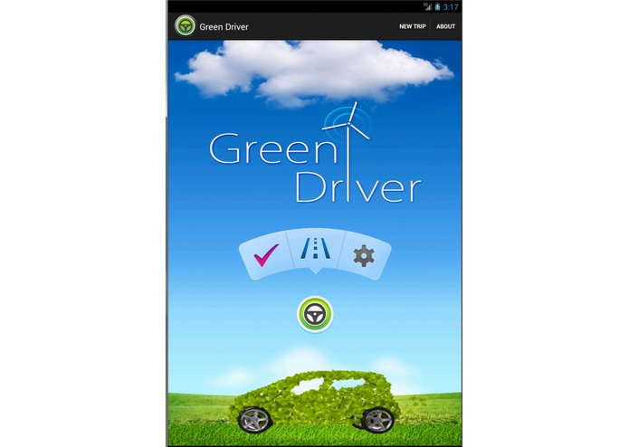 Green Driver – screenshot 1