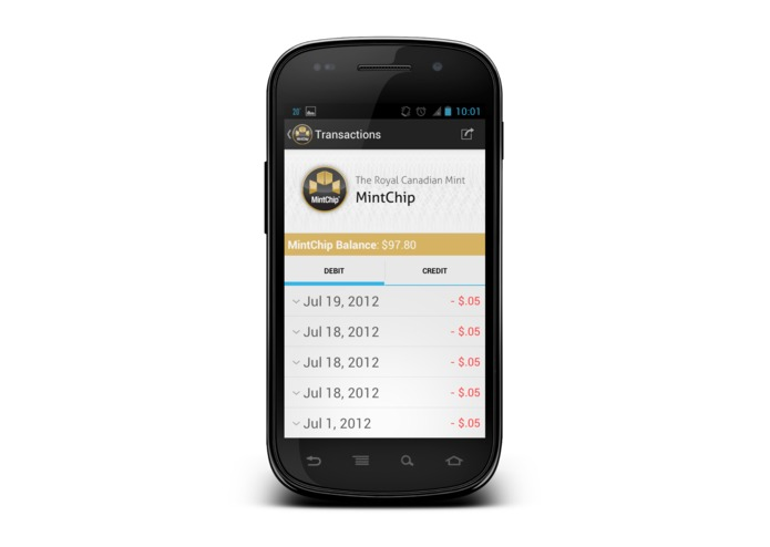 MintChip - Mobile Money – screenshot 3