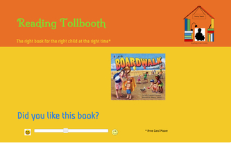 Reading Tollbooth: A Gateway to Book Discovery