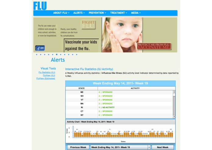 Flu - One Stop Source – screenshot 2