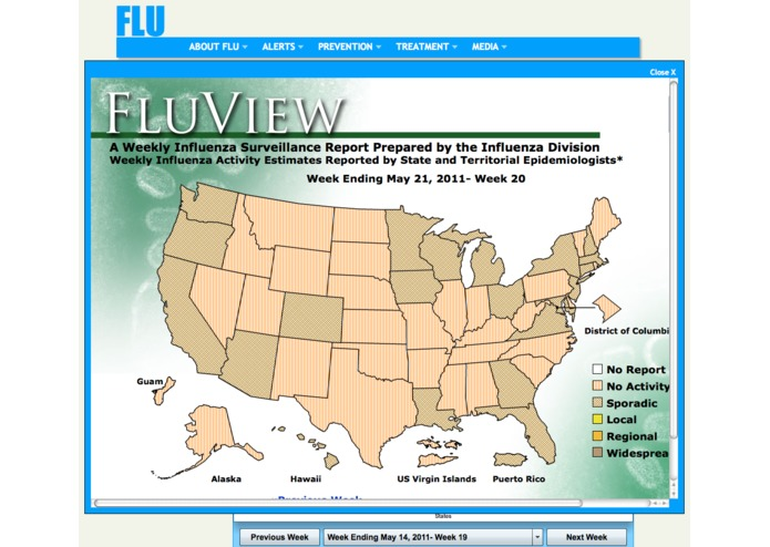 Flu - One Stop Source – screenshot 4
