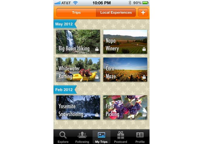 TripColor - Social Travel Blogging – screenshot 5