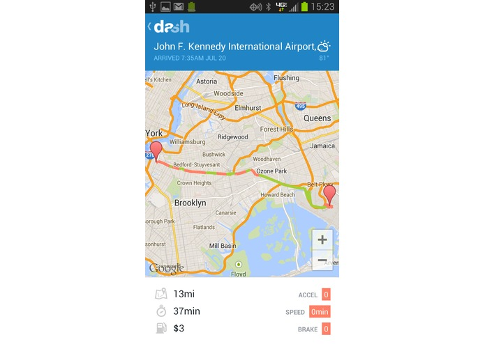 Dash  – screenshot 2