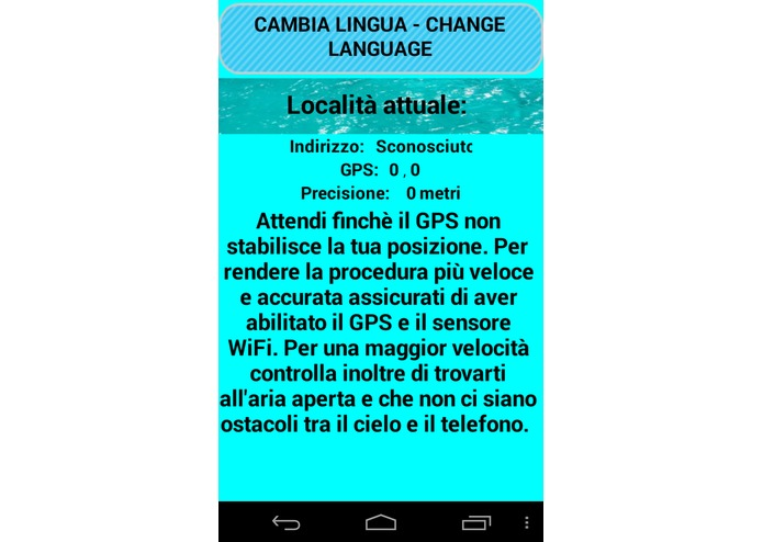 Open WiFi Milano – screenshot 4