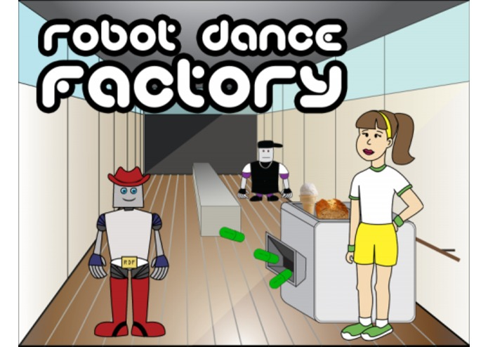 Robot Dance Factory – screenshot 1