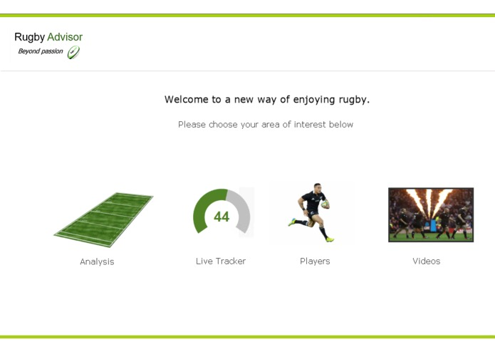 Rugby Advisor – screenshot 1