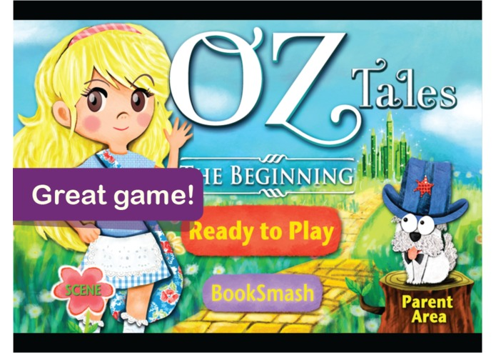 Oz Tales – screenshot 1