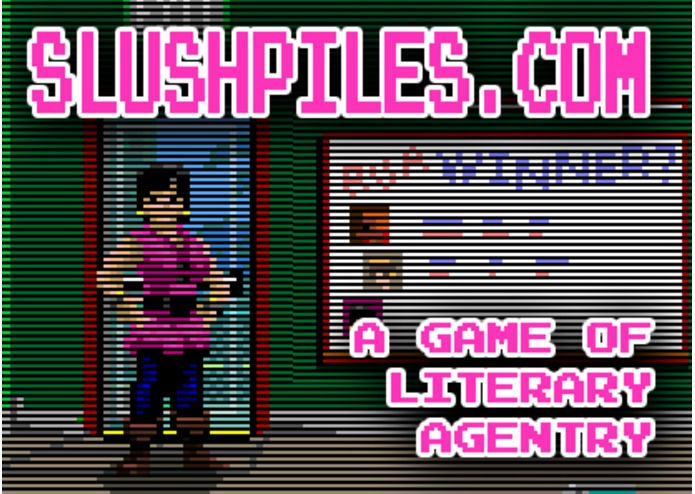 SlushPiles! An Adventure Game of Literary Agentry – screenshot 1