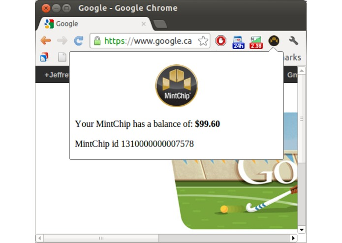 MintChip Watchdog – screenshot 1
