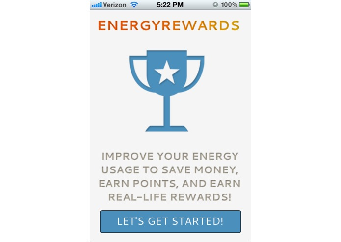 EnergyRewards – screenshot 1