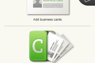 Cardful for Evernote -Business Card Manager-