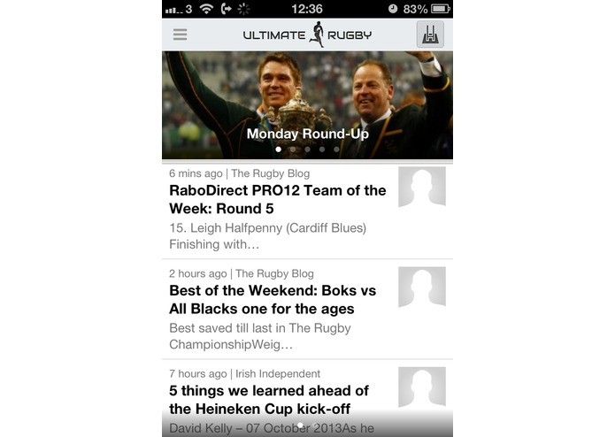 Ultimate Rugby – screenshot 3