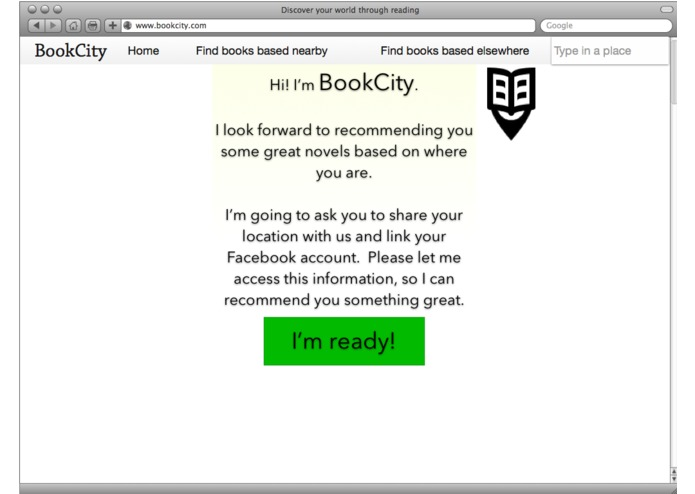 BookCity – screenshot 1