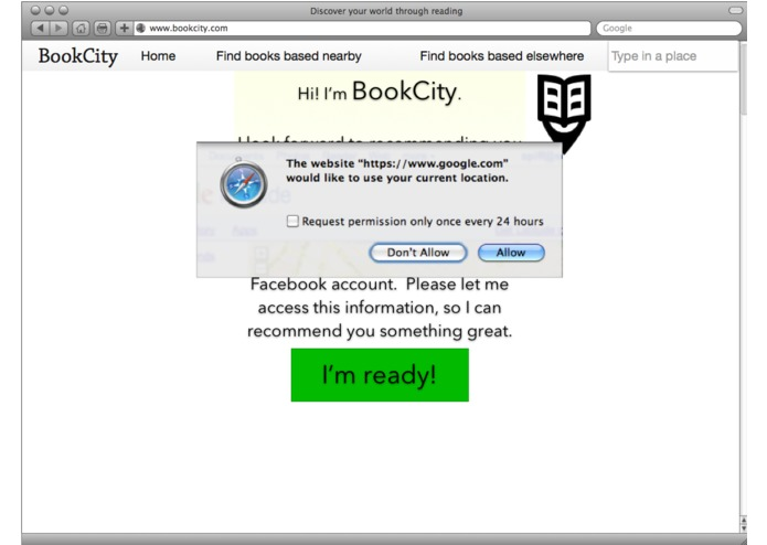 BookCity – screenshot 2