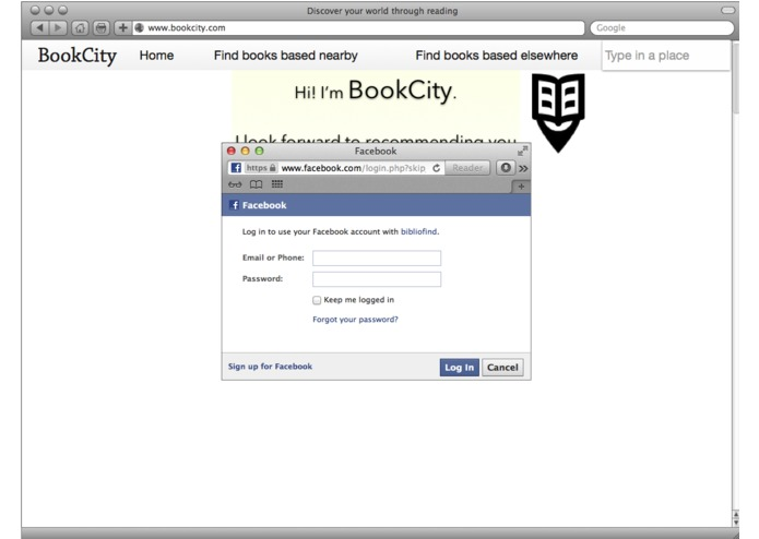 BookCity – screenshot 3
