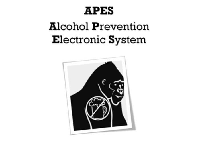 APES - Alcohol Prevention Electronic System – screenshot 1