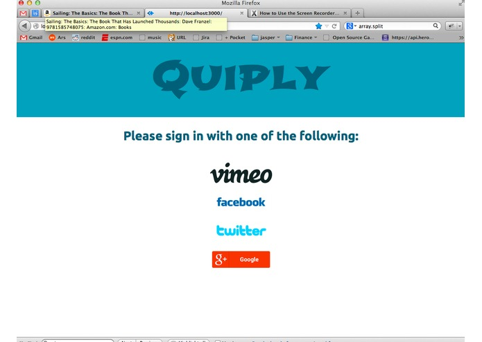 Quiply – screenshot 2