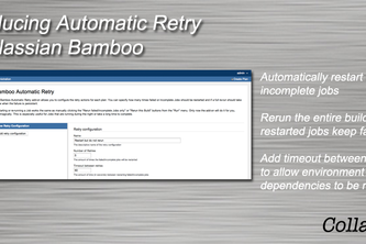 Automatic Retry for Bamboo