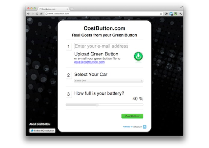 CostButton.com – screenshot 3